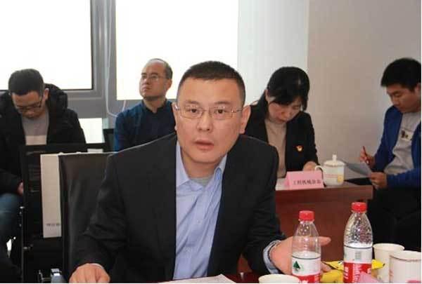 中工工程机械成套有限公司总经理李劲出席本次会议