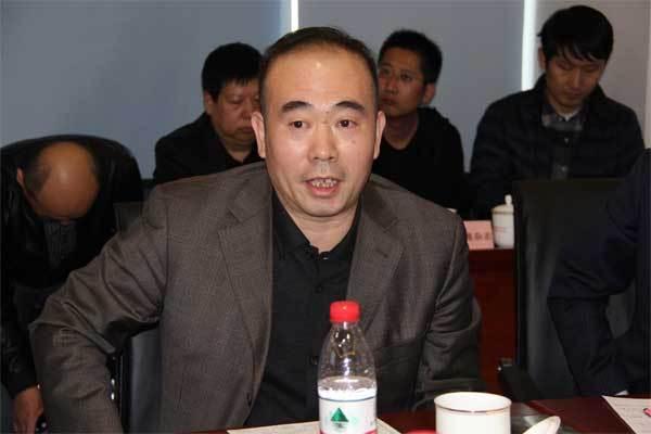 北京市政路桥资产管理部部长王斌